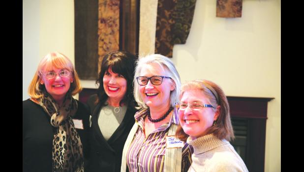 Three women are running for statewide or federal office in Winnebago County.